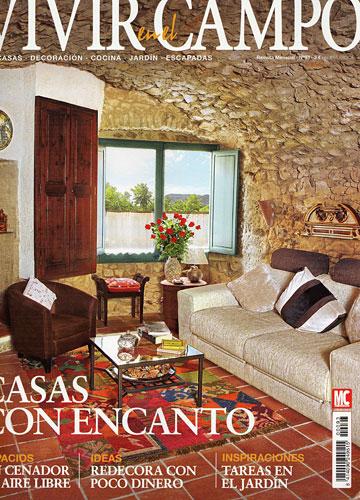 Casa campo revista decoracion principales tendencias en for Revistas de decoracion de casas